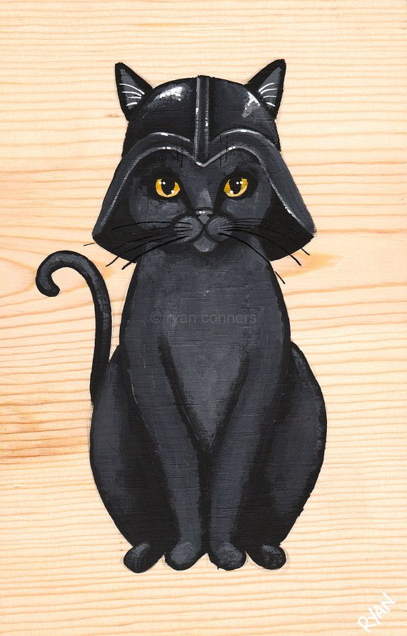 23 best images about darth vader and cats on pinterest