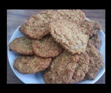 Recipe Anzac Biscuits by Thermorox Sharon - Recipe of category Baking - sweet