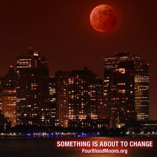 Can you see the signs? Do you know where to look? Go to www.FourBloodMoons.net and learn more!