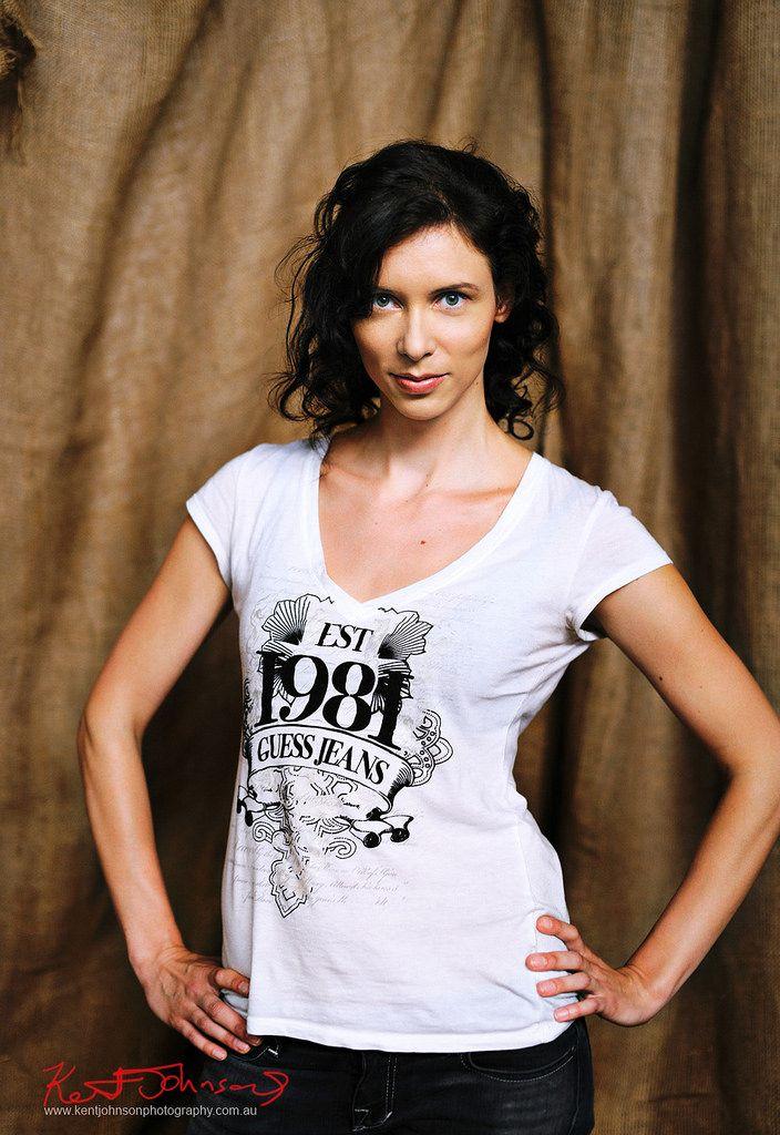 https://flic.kr/p/HJVxYN | Marina, Studio Fashion Portrait.. | Marina in the studio for a fashion portrait.  www.kentjohnsonphotography.com.au/