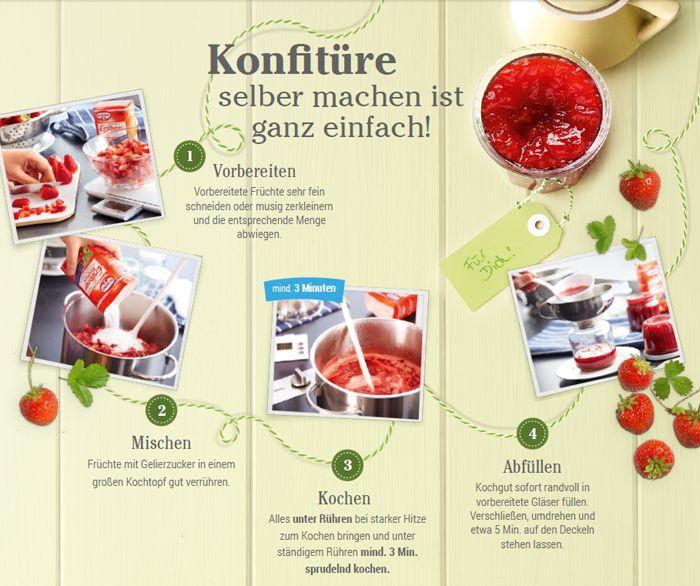 """""""Homemade"""" ist Trend: Mit Dr. Oetker Gelierzucker tolle Konfitüren zaubern!"""