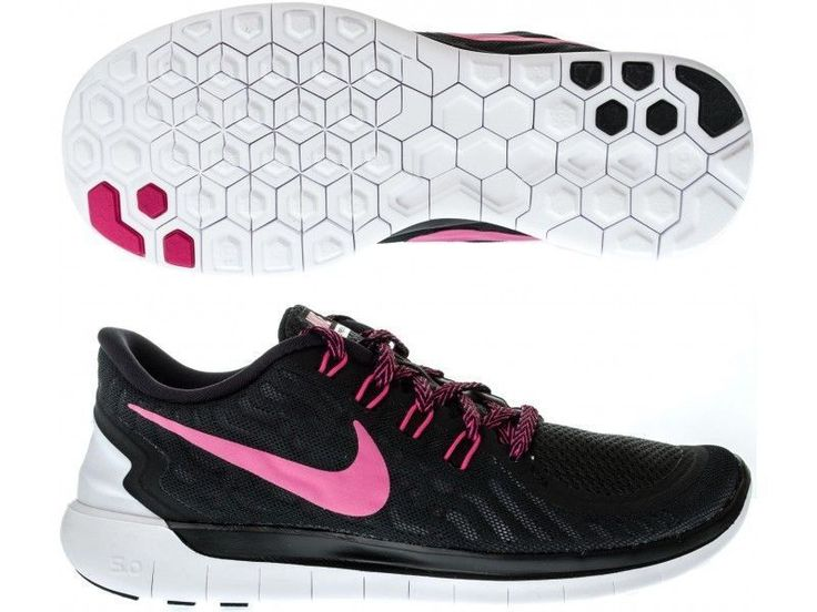 New Womens Nike Free 5 0 Original training running shoes black 724383 061  mxs