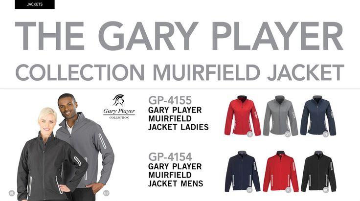 The Gary Player Muirfield Jacket