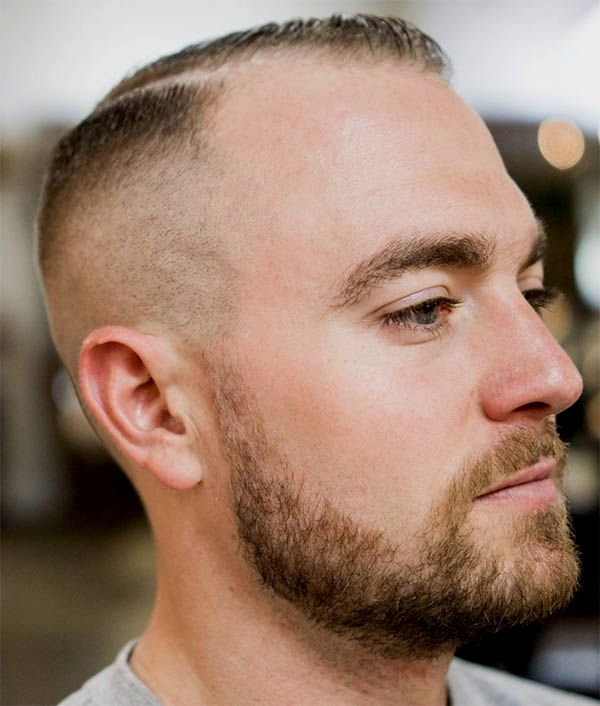 44 Mind Blowing Haircuts For Balding Men Trendiest In 2019 Thin Hair Men Haircuts For Balding Men Balding Mens Hairstyles