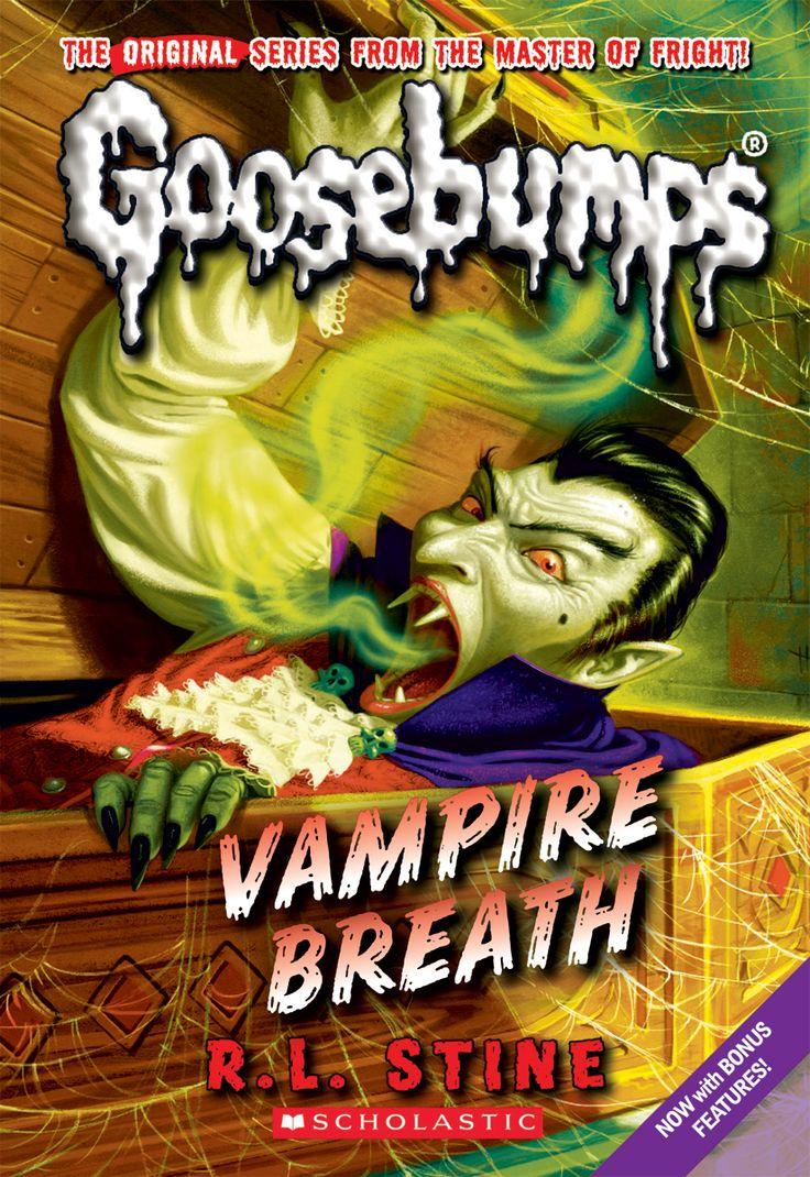 Classic Goosebumps: Vampire Breath   Goosebumps