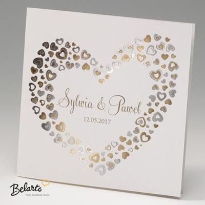 Zaproszenie ślubne 725018