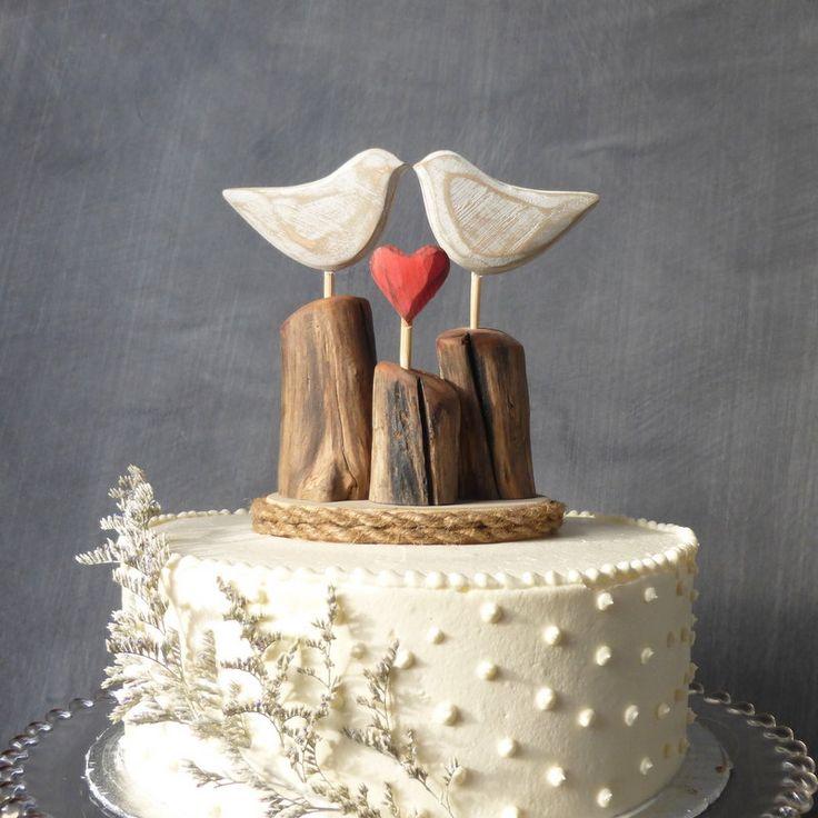 Best 25 Beach Wedding Cake Toppers Ideas On Pinterest