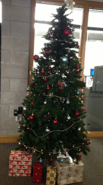 Happy Christmas to all WIT Library users!
