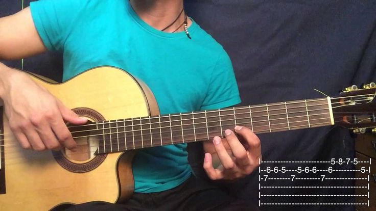 Caballo viejo - Guitarra tutorial