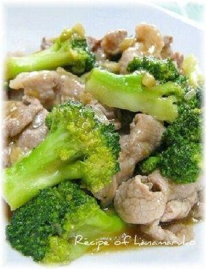 楽天が運営する楽天レシピ。ユーザーさんが投稿した「ブロッコリーと豚こま肉炒め」のレシピページです。ブロッコリーと豚肉のオイスターソース味炒めです。生姜のさわやかな風味に食が進みます。。ブロッコリーと豚こまのソテー。ブロッコリー,豚肉(細切れ),長ねぎ(みじん切り),生姜(みじん切り),オリーブオイル,・・調味料 A・・,水,鶏ガラスープの素,オイスターソース,しょうゆ、酒
