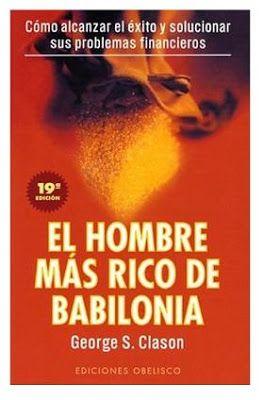 """Descargas Diversas: """"El hombre mas rico de babilonia"""" en PDF + AUDIOLI..."""