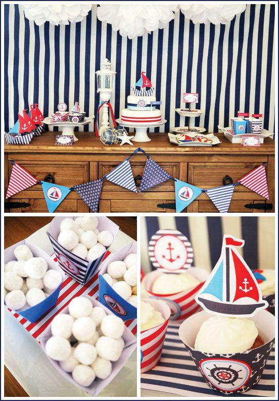 nautical party 2!