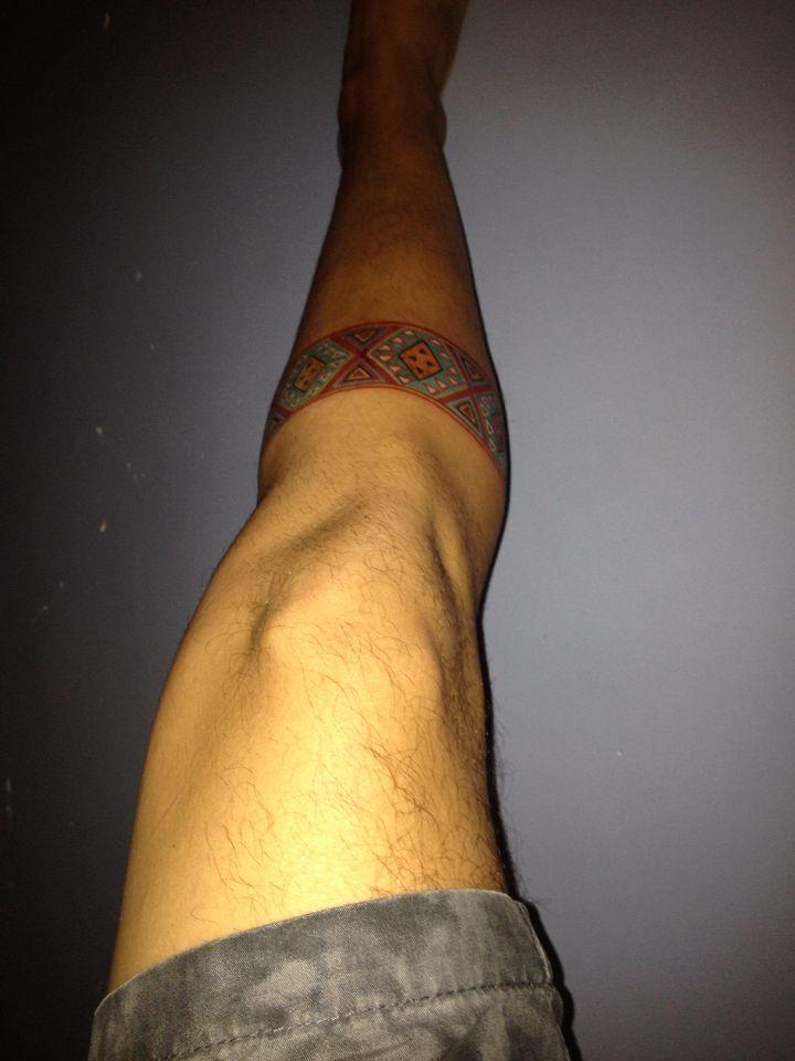 tatuaje , indigena