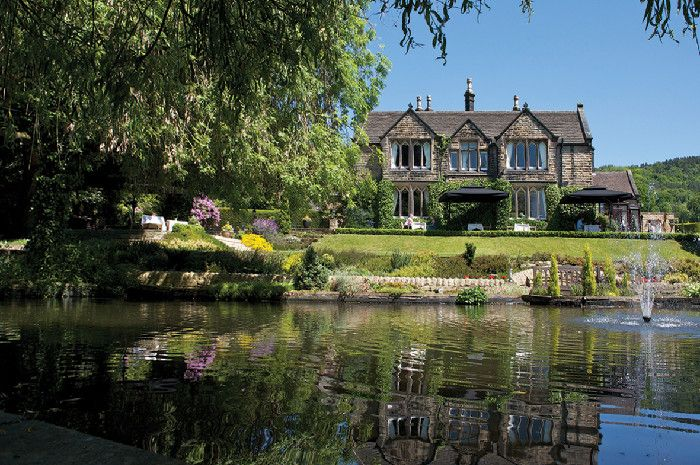East Lodge in Derbyshire, Wedding Venue