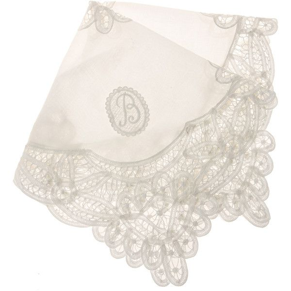 nuan+ : Balcony and Bed / バルコニー アンド ベッド:Women:HANDKERCHIEF LACE ハンカチ ❤ liked on Polyvore featuring accessories, scarves, fillers, lace, items, lace scarves, lace shawl, lacy shawl, bandana scarves and lacy scarves