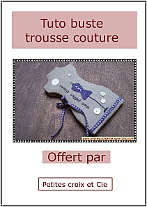 tuto buste trousse couture