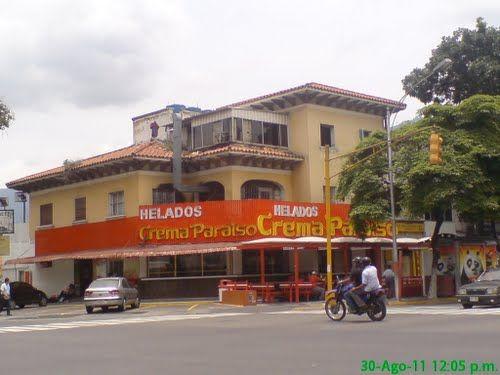Crema Paraiso - Santa Monica - Caracas