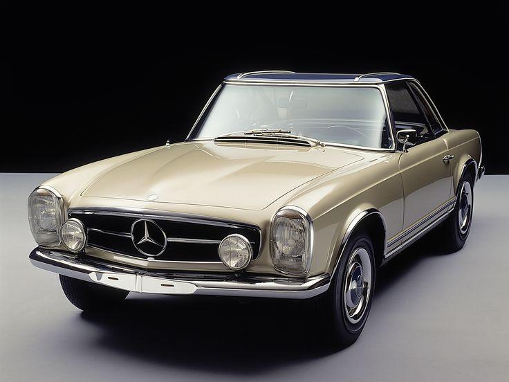 1963-67 Mercedes-Benz 230 SL