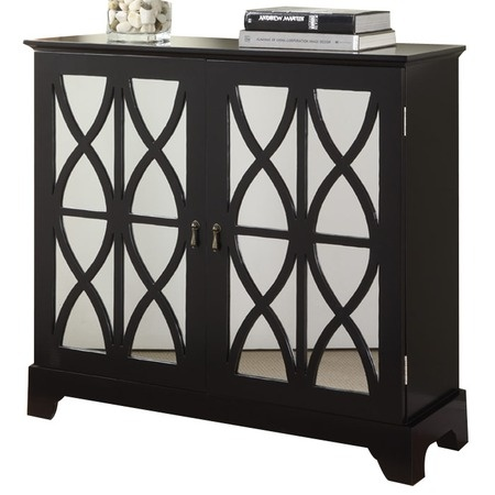 I pinned this Minerva Console from the Powell event at Joss and Main!Furniture-Concept Candie Interiors