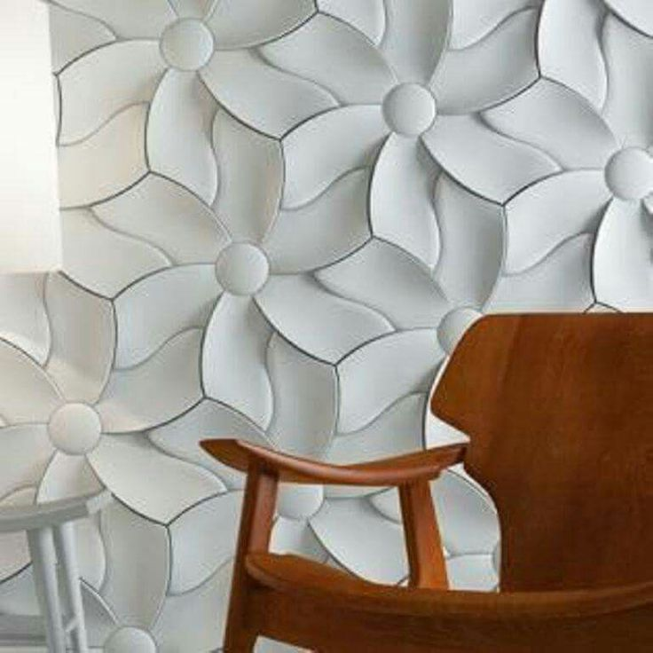 273 best pattern images on Pinterest Interior design studio, 3d - interieur design dreidimensionaler skulptur