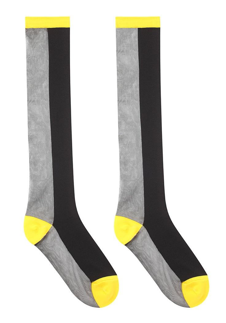 Rachel Comey / Block Knee Socks