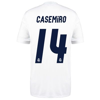 Real Madrid Parley Shirt 2016-17 with Casemiro 14 printing: with Casemiro 14 printing #RealMadridShop #RealMadridStore
