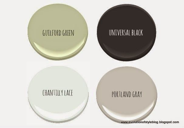 Evolution of Style: Benjamin Moore's 2015 Color of the Year (and Color ...