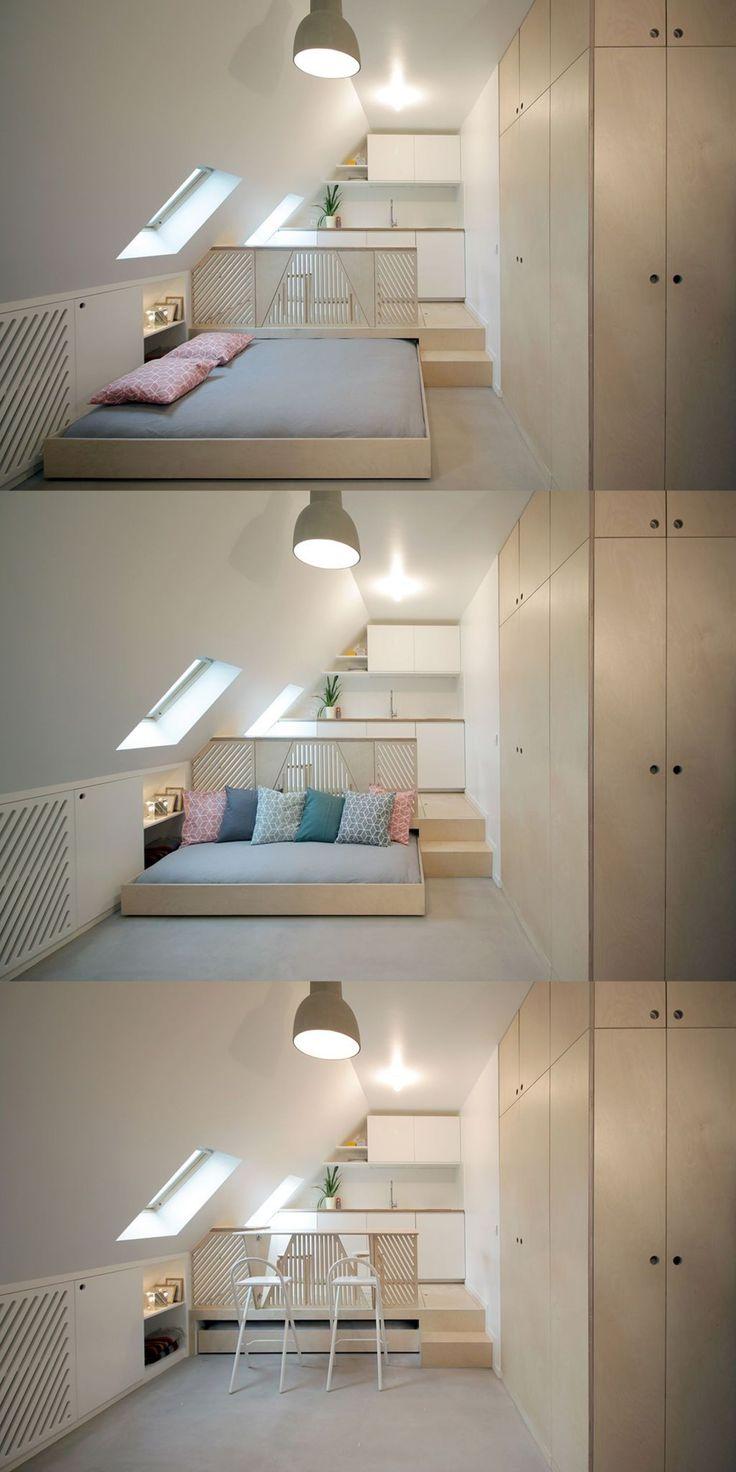 Recevoir dans son studio de moins de 20 m2 : pari impossible ?