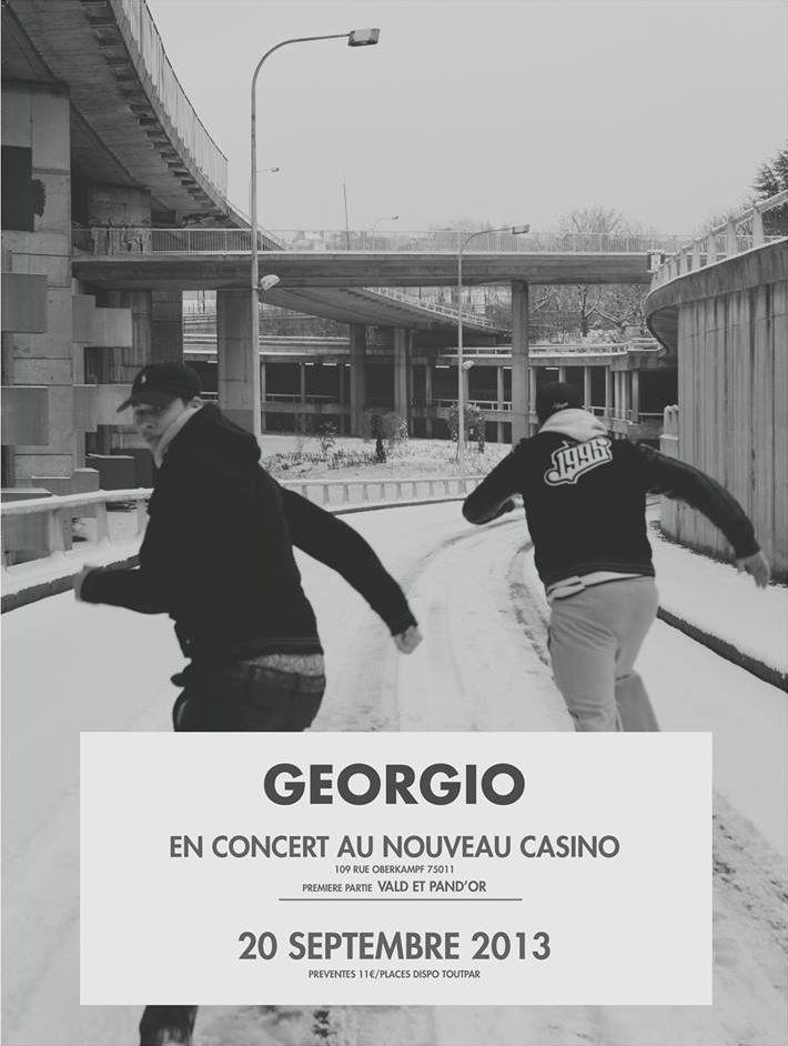 Georgio Nouveau Cas