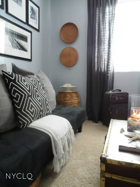::: FOCAL POINT :::: Done In A Day: Guest Room Ready for Under $400