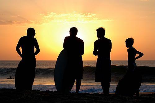 Surf sull'Oceano Atlantico: Aquitania - Costa d'Argento