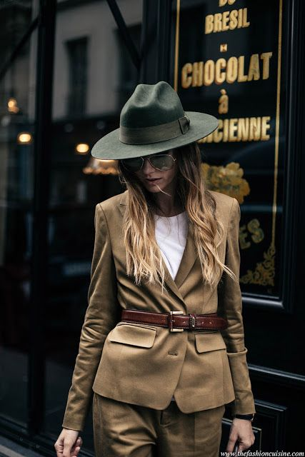 Masculine style, Style ideas for women