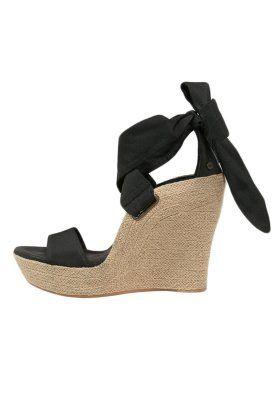 JULES - Sandaler med høye hæler - black