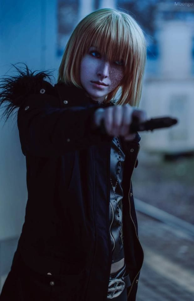 Mihael Keehl (Mello) - Death Note