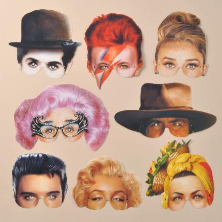 Icons of the Twentieth Century Masks