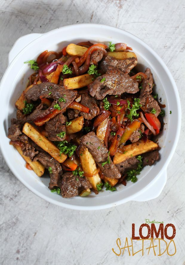 Lomo Saltado | Sushi Bytes, a travel food blog from the Philippines