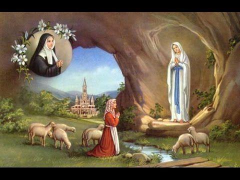 Nuestra Señora de Lourdes,11 de febrero,Vidas Ejemplares