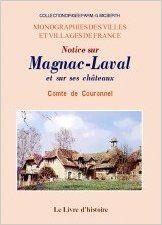 Amazon.fr - Magnac-Laval et Ses Chateaux (Notice Sur) - Comte de Couronnel - Livres