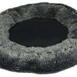 Buy Mikki Luxury Cat Snoozer Charcoal Is The Purrfect Sleeping Solution For All Cats This Cat Snoozer Is A Fleecy Bed