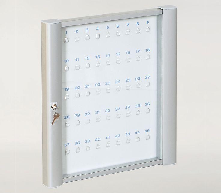 Schlüsselkasten abschließbar online kaufen - Schaukästen (Wand-Infosysteme) | eLook.shop