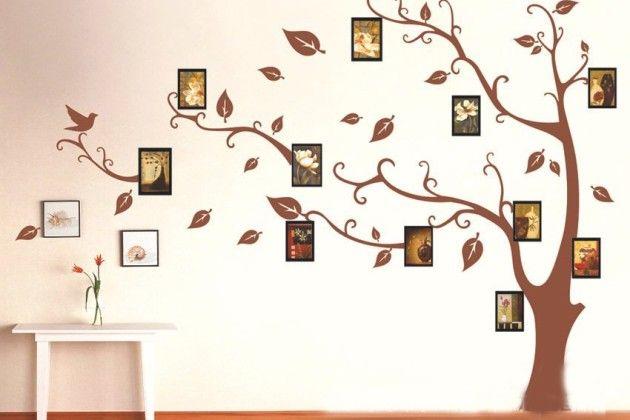 Виниловые наклейки на стену – быстрый и оригинальный способ декорировать интерьер. Они представляют собой эластичную самоклеющуюся пленку, поверхность которой имеет матовую структуру. Наклейка на стене легко выполнит задачу, с которой не справятся обычные обои – придаст помещению дизайнерский вид, сделав интерьер нетривиальным. #Furniture #Lighting #Loft #Design_studio #Interior_design #all4decor.ru