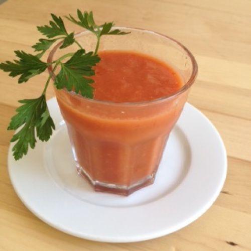 Recettes soupes blender chauffant moulinex - Puree au blender chauffant ...