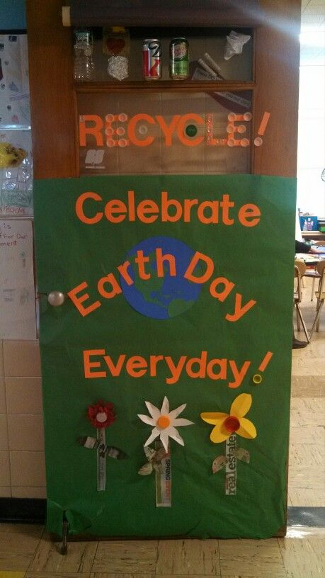 33 best earth day door ideas images on Pinterest | Door ...