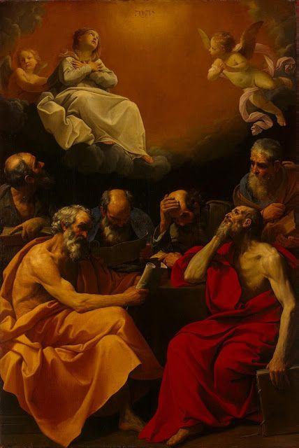 Πατέρες της Εκκλησίας αμφισβητώντας το δόγμα γι την άσπιλο σύλληψη - 1625