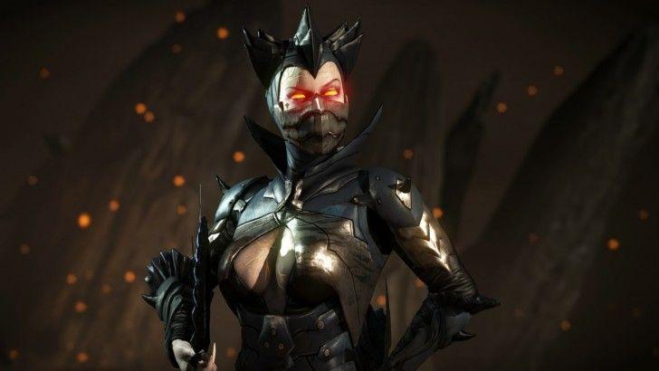 Download Dark Empress Kitana Mortal Kombat X Girl ...