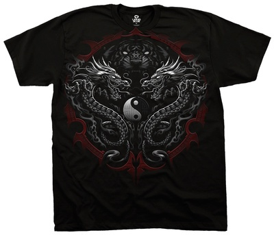 Fantasy- Bengal Rising T-Shirt. xxl. 22,99e
