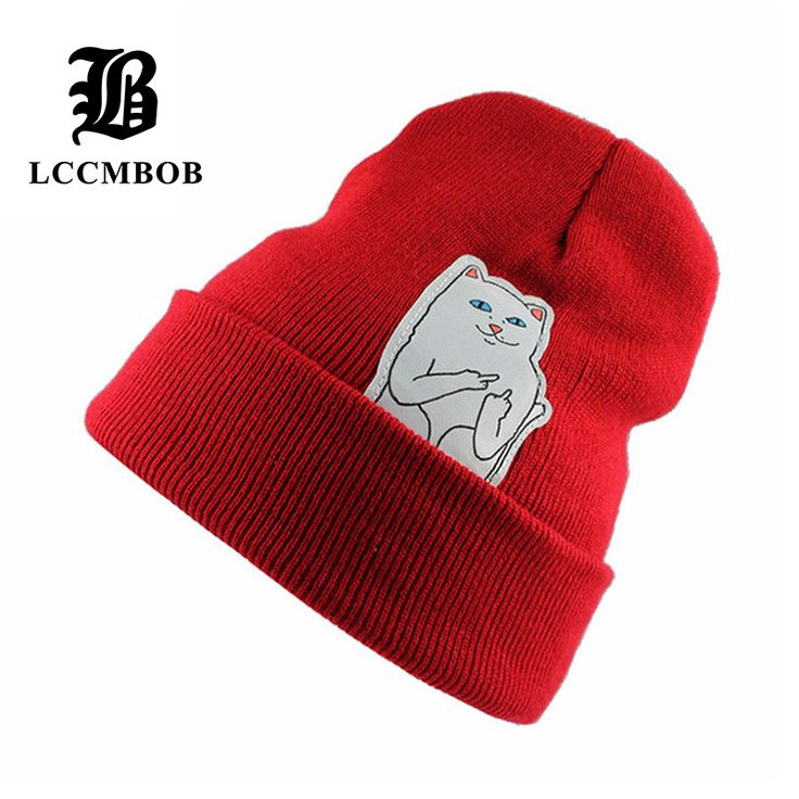 Hot Beanie New Style Cat Hat Hip Hop Acrylic Knit Hedging Snowboard Winter Hats For Women Men Winter Cap Unisex Outdoor Skiing #>=#>=#>=#>=#> Click on the pin to check out discount price, color, size, shipping, etc. Save and like it!