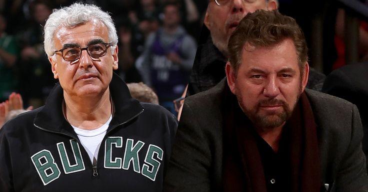NBA Owners James Dolan, Marc Lasry Named in Harvey Weinstein Lawsuit