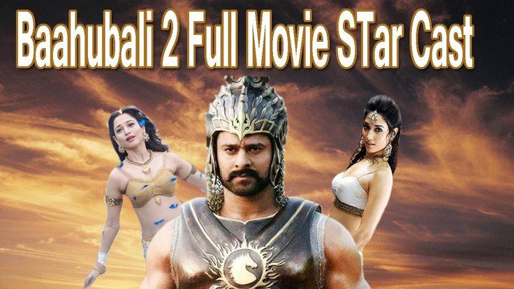 """Baahubali 2  Full Movie Star Cast  By Prabhas | Tamannaah | Anushka-Shetty & Rana-daggubati"" https://youtu.be/-KbqUa7zlUk"