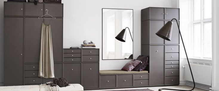 Bedroom storage :: | via flodeau